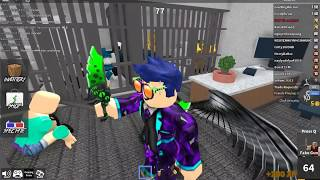 roblox   who is playing the killer along with Hung-Murder Mystery 2   Optical robloxer