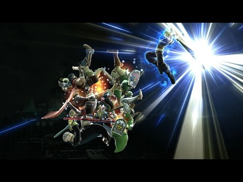 7 Characters Trapped into Every Final Smashes | Super Smash Bros. for Wii U