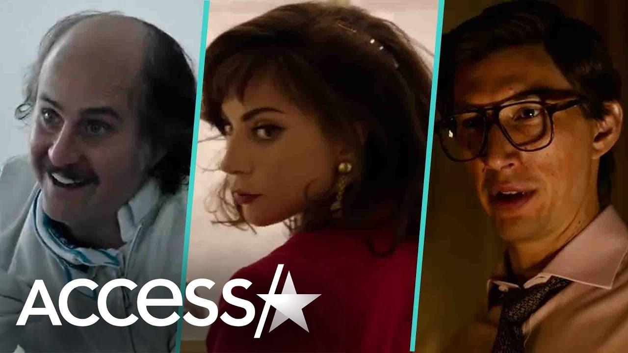 Lady Gaga, Adam Driver & Jared Leto Stun In 'House Of Gucci' Trailer