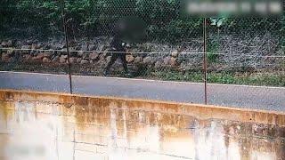 La Guardia Civil sorprende a un hombre lanzando un paquete a una cárcel