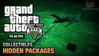 GTA 5 PC - Hidden Packages / Briefcases Location Guide