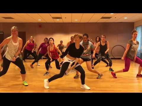 MAD LOVE Sean Paul, David Guetta ft Becky G - Dance Fitness Workout Valeo Club