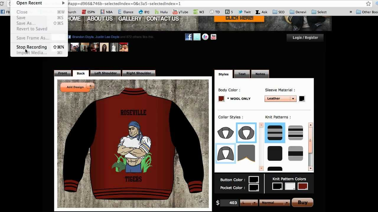 Design your own t-shirt and save it - Design Your Own T-shirt And Save It 87