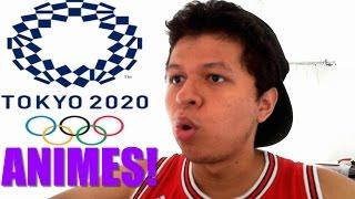 TOKYO 2020 = Explosión de Animes de Deportes ?