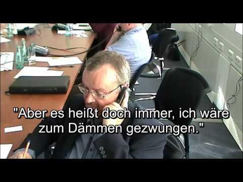 """F.A.Z.-Leseraktion """"Wer hilft gegen den Dämmwahn?"""" mit Konrad Fischer"""