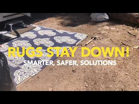 reliable-camping-gear---rugs-stay-down