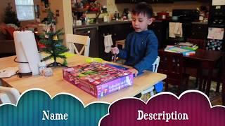 Lego Advent Calendar 4