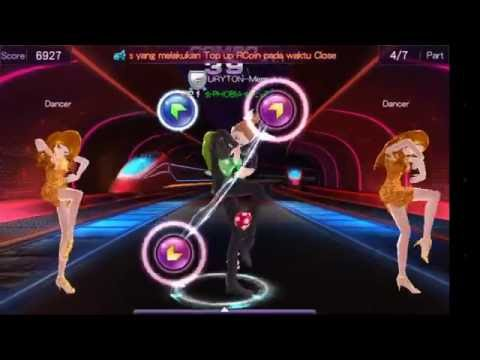 (Gameplay) Line Touch Me Game Play