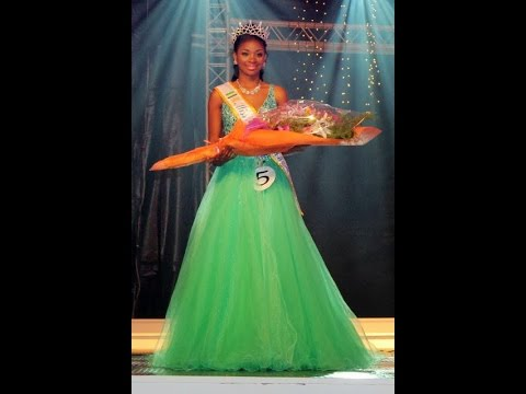 Miss World Gabon 2014 – Pulchérie Nze Nzoughe Photos