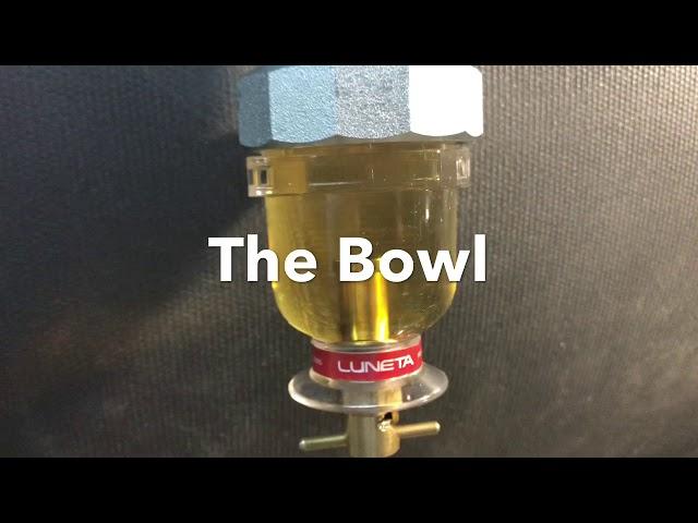 Luneta Bowl - BS&W Sight Glass
