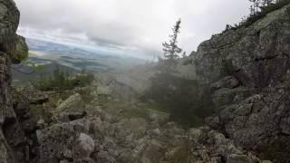 Лагерь на вершине Малого Иремеля