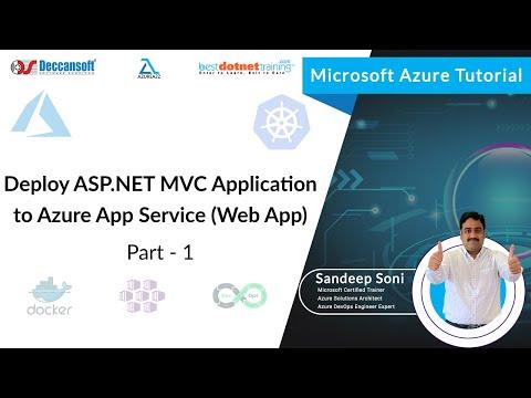 Microsoft Azure Online Training   Learn Azure from Expert