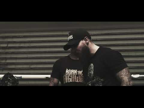 Burn The Highway - Hitman [OFFICIAL MUSIC VIDEO]