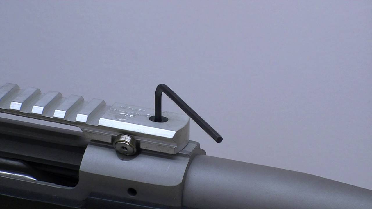 77//17 .22 Rimfire // Magnum Weigand Ruger 77//22 Scope Mounts .17 Hmr Polish