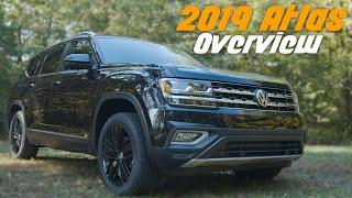 2019 Volkswagen Atlas - Review