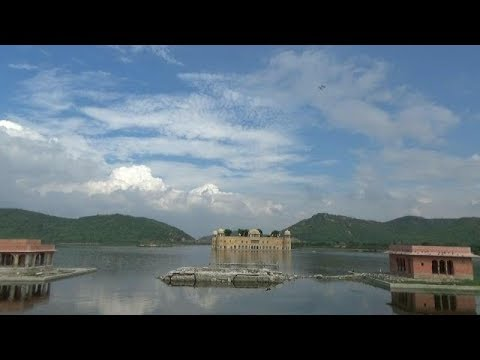 पानी के अन्दर के महल का रहस्य : जल महल :Jal Mahal , Jaipur ,Rajasthan Tourism
