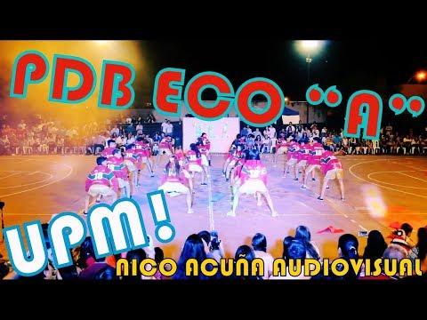 PDB ECO A UPM | Nico Acuña audiovisual