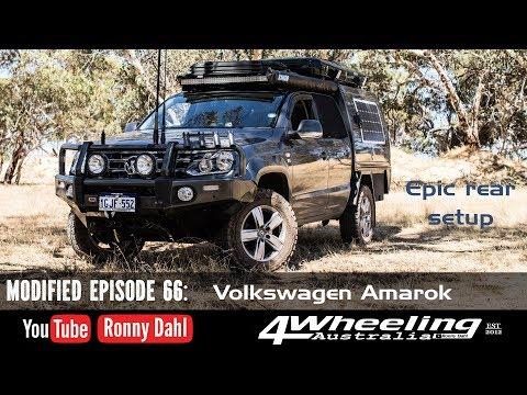 Volkswagen Amarok Review, Modified Episode 66