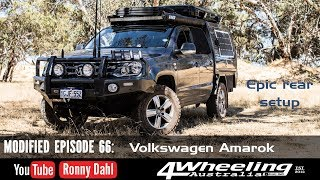 Volkswagen Amarok review, Modified Episode 66