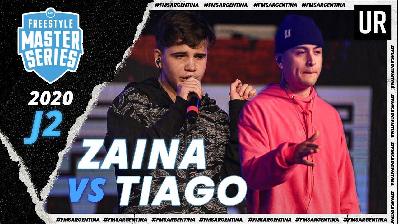Download ZAINA vs TIAGO | #FMSARGENTINA 2020 | Jornada 2 | Urban Roosters