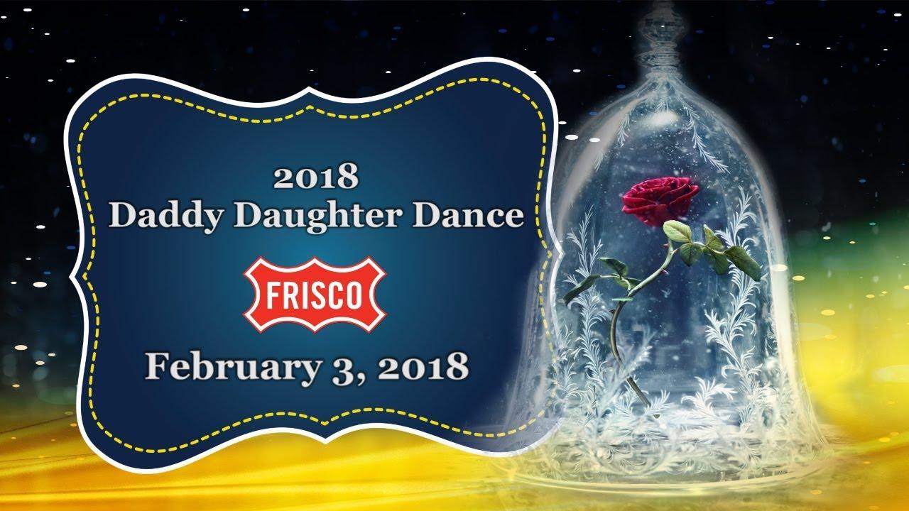 Frisco daddy daughter dance 2018 frisco