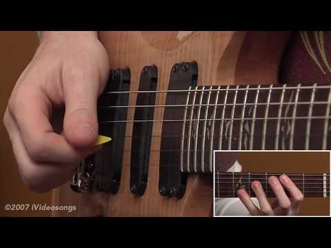 How to Play Stand by R.E.M. on Guitar