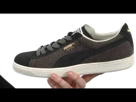 d8165ab3f43a PUMA Suede City Menswear SKU  8207630 - YouTube