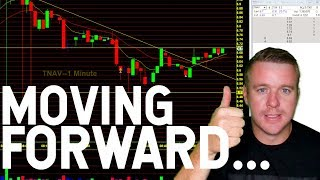 REAL MONEY DAY TRADING LIVE! MOVING FORWARD!