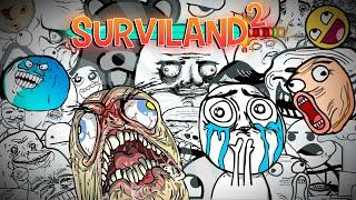 UN TROLL MUY TONTO | Surviland 2 Ep.45 Minecraft Serie Troll