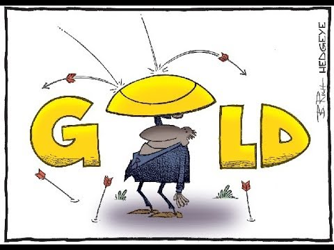 Ned Naylor-Leyland: Gold Price & Bond Markets Are Now in Major Disagreement