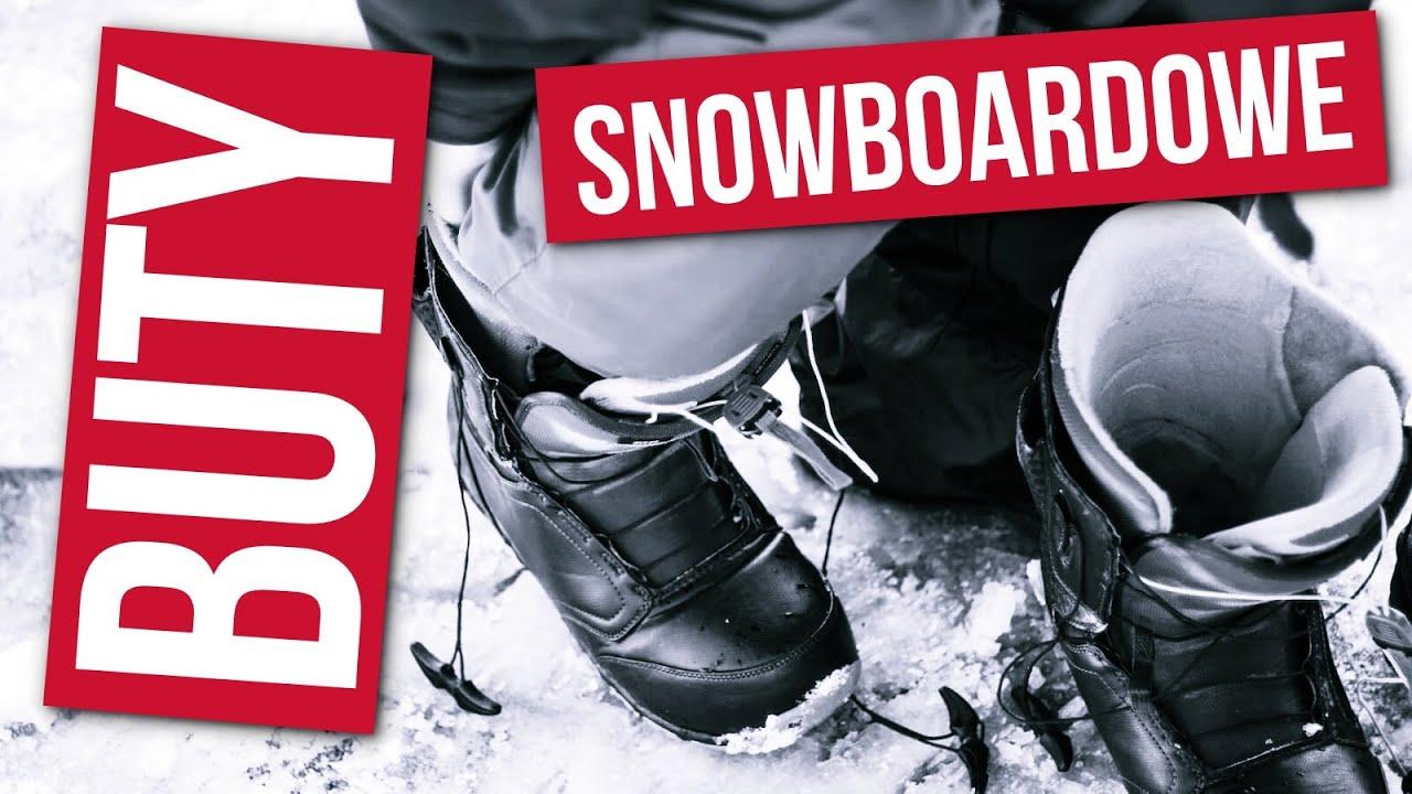 Jak Dobrac I Kupic Buty Snowboardowe Kompletny Przewodnik