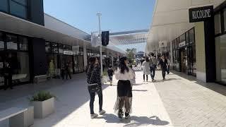 ジ アウトレット広島オープン2日目の様子/THE OUTLETS HIROSHIMA/全国初イオンのアウトレット