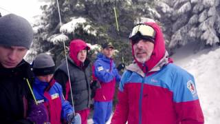 Avalanche Prevention and Monitoring in the Ukrainian Carpathians