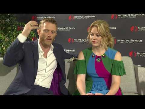 Absentia: Neil Jackson & Cara Theobold  @ Monte Carlo TV Festival HD
