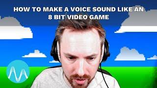 كيفية جعل صوت مثل صوت 8 بت لعبة فيديو