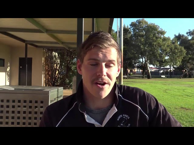 SA Adelaide Footballer 9-3: 60-Second Rapid Fire with North Haven Star Player, Matthew Reed