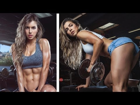Best workout video by ANLLELA SAGRA with TOP 20 SONG NEFFEX - Stronglifts5x5