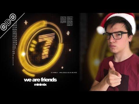 """Top 7 Tracks De """"We Are Friends, Vol. 7"""" - CDC Vlog #75 (DJ / Producer)"""