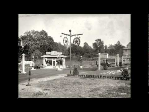 Gas Stations of the 1920's