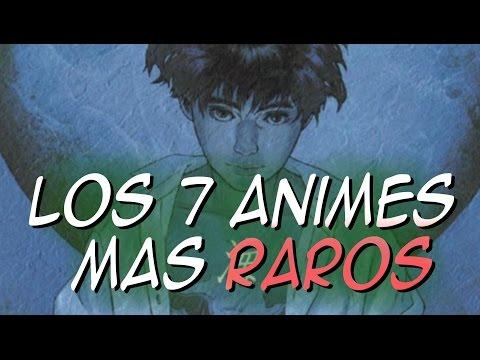 Los 7 animes más raros y extraños