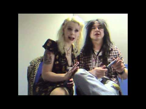 Interview with SARAH FIREBRAND and KIM HOOKER from TIGERTAILZ