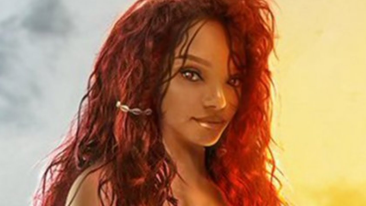 Halle Bailey Finally Breaks Silence On Little Mermaid Outrage