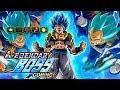 MOVIE HEROES & BLUE GOGETA VS. THE LEGENDARY GOKU EVENT! (DBZ: Dokkan Battle)