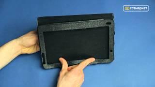 Видео обзор чехла 3Q Qoo! C1003LF для TS1003T от Сотмаркета(3Q Qoo! C1003LF — кожаный чехол совместимый с 3Q Qoo! Surf Tablet PC TS1003T. Надежно защитит планшет от царапин, повреждений,..., 2013-03-22T16:13:32.000Z)