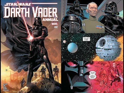 Darth Vader Annual #2 Technological Terror [2018]