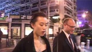 HUANG LU 黃璐 (BLIND MOUNTAIN 盲山) @ CANNES 2007 - Part 1