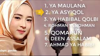 Nissa Sabyan Full Album - Sholawat Terbaru 2019
