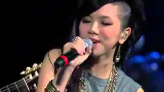 G.E.M.(鄧紫棋) 與 Jason Mraz - Lucky 中文版 Mandarin ver. (Live)