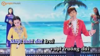 LK Mot Troi Ky Niem { karaoke } Moi Nu Feat