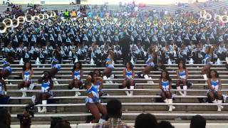 2014 JSU J-settes (You send me swinging) MVSU